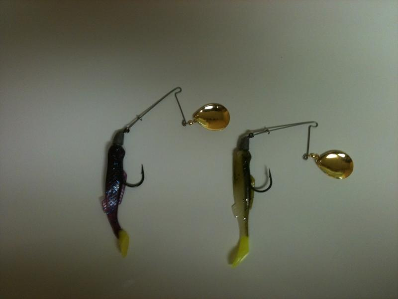 Cajun Redfish Spinnerbaits